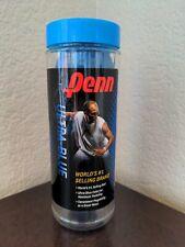 New Penn Ultra - Blue Racquetballs Handballs 3 Pack unused