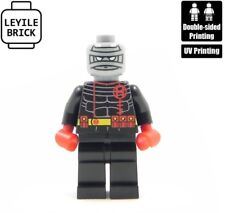 LYL BRICK Custom Hush Lego Minifigure