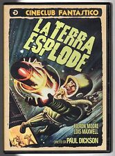 dvd LA TERRA ESPLODE Kieron MOORE Lois MAXWELL