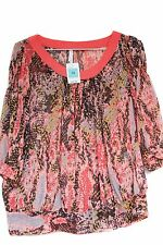 Marks and Spencer BNWT Sheer Blouse Sz 14