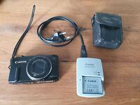 Canon PowerShot SX 260 HS Digitalkamera GPS 12,1 MP, 20-fach opt. Zoom, 7,6cm