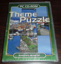 PC CD. Theme Puzzle (Musicbank, 2002)