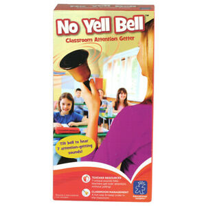 Learning Resources No Yell Bell