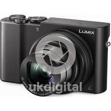 Panasonic Lumix DMC-TZ100 Caméra Noir