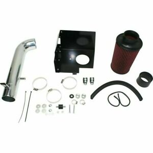 New Cold Air Intake, Polished, Synthetic For Toyota Tacoma 2005-2015