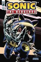 Sonic The Hedgehog Annual 2020 1:10 Variant (2020 Idw Publishing) Yardley