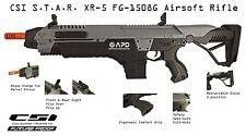 CSI Airsoft S.T.A.R. XR-5 FG-1508G Grey Advanced Battle Rifle AEG Space M4 STAR