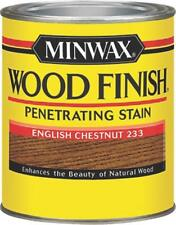 NEW MINWAX 22330 ENGLISH CHESTNUT INTERIOR OIL BASED WOOD FINISH STAIN 6385751