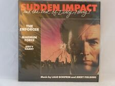 Lalo Schifrin & Jerry Fielding – Sudden Impact And The Best Of Dirty Harry!