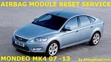 FORD Mondeo MK 4 airbag modulo ecu Annulla | Dati Crash Servizio Reset