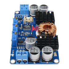 LTC3780 DC 5-32V to 1-30V Automatic Step Up Down Regulator Charging Module 10A