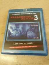 Paranormal Activity 3 Blu-ray DVD