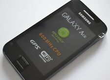Samsung SHW-M240S Galaxy ace - Black (Unlocked) Android Smartphone GRADE A