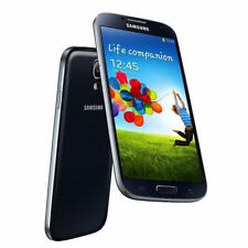 "Unlocked 5.0"" Samsung Galaxy S4 GT-I9500 Smart Phone 13MP16GB Android Black"