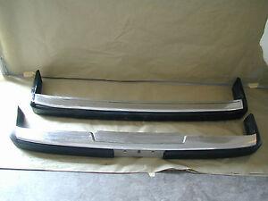 Rolls Royce Corniche Convertible Front & Rear Bumper