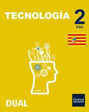 (ARG).(16).TECNOLOGIA 2ºESO (INICIA) DUAL *ARAGON*. ENVÍO URGENTE (ESPAÑA)