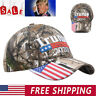 Donald Trump 2020 MAGA Camo Embroidered Hat Keep Make America Great Again Cap SO