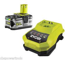 Ryobi BCL1418H & RB18L50 Battery & Charger Kit RBC18L50