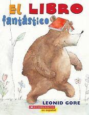 El libro fantastico: (Spanish language edition of The Wonderful Book) -ExLibrary
