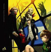 Persona 4 (Original Soundtrack) Various Artists CD Japan Import