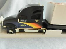 RARE 2002 SUNOCO Toy CONSTUCTION CARRIER Truck Serial Numbered SPECIAL EDITION