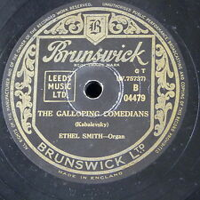 78rpm ETHEL SMITH galloping comedians / french can-can polka