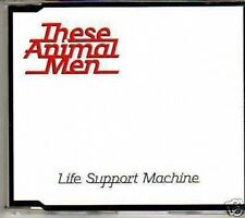 (362G) These Animal Men, Life Support Machine - 1996 CD