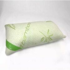 Bamboo Memory Foam Pillow Orthopedic Firm Head Neck Back Support