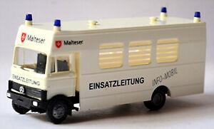 Mercedes Benz LP809 Insert Line Maltais Kaiserslautern 1:87 Busch 40778