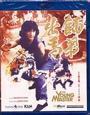 The Young Master (1980) Blu-Ray [Region A] English Subs - Jackie Chan Yuen Biao