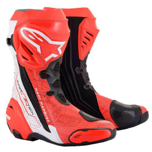 Alpinestars Supertech R LE Boots MM93 Maze On-Road Street Motorcycle 3404164*
