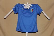 Team Italia Italy Soccer Puma moisture management Jersey Womens Large Nwt $65