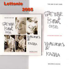 CD SINGLE EUROVISION 2005 Lettonie : Walters & KazhaThe war is not over 5 track