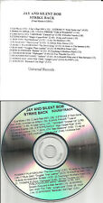 ADVNCE PROMO 2001 CD w/ BON JOVI Morris Day PJ HARVEY Bloodhound Gang RUN DMC