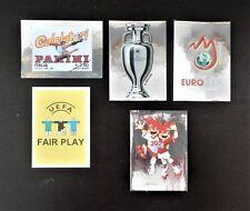 Panini UEFA Euro 2008 Austria/Switzerland Complete Front Page Stickers