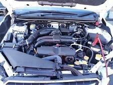 SUBARU XV ENGINE PETROL, 2.0, FB20, AUTO T/M, G4X, 01/12-10/14