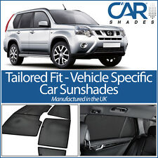 FITS Nissan X-Trail 5dr 09-14 CAR WINDOW SUN SHADE BABY SEAT CHILD BOOSTER BLIND