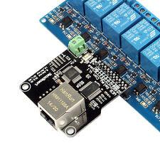 SainSmart Ethernet Control Module LAN WAN WEB Server Control RJ45 Interface