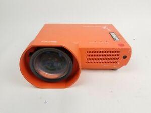 Promethean PRM-10 Short Throw LCD Projector 1500 ANSI Lumens -Needs Lamp