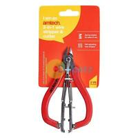 2 In 1 Wire Stripper & Cutter Electronic Assembly Pro Tool Fast Post