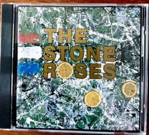The Stone Roses - The Stone Roses. Silvertone 1989 Japanese CD.