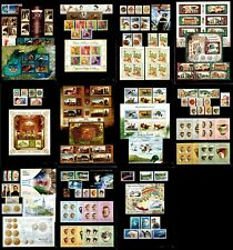 Romania 2007 year set, COMPLETE YEAR, 94 stamps + 26 S/S, MNH!