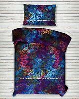 Indian Duvet Doona Cover Tie Dye Mandala Hippie Bohemian New Blanket Quilt Cover