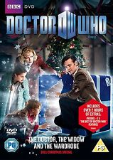 Doctor Who - The Doctor, The Widow And The Wardrobe (DVD, 2012) FREE SHIPPING