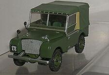 Vanguards 1/43 Land Rover Series 1 CYJ573
