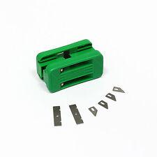 Double Edge Laminate Trimmer Woodworking Tool Wood Plastic Veneer Steel Blades