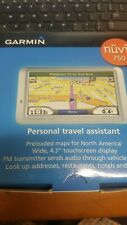 "Garmin Nuvi GPS Personal Travel Assistant c550 4.3"" Touchscreen"