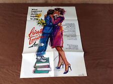 1981 Private Lessons Original Movie House Full Sheet Poster