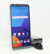 "LG G6 - 32GB | 4G LTE (GSM UNLOCKED) 5.7"" Smartphone LG-H873 - Ice Platinum"