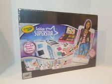Crayola Fashion Superstar - New